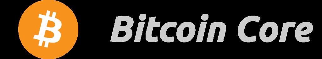 La imagen tiene un atributo ALT vacío; su nombre de archivo es wordmark-bitcoincore-light-1024x189.png